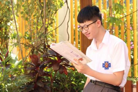 中文佳作同學
