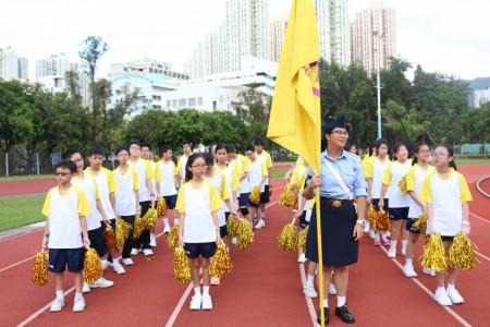 四十五周年校慶陸運會