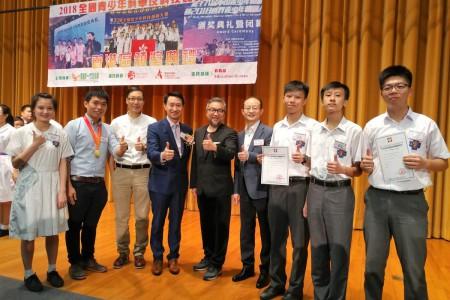 第33屆全國青少年科技創新大賽