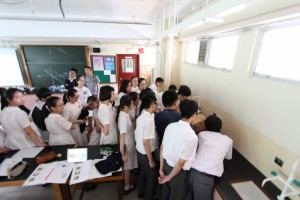 綜合科學科---- STEM 教學活動及使用E-learning電子教學Nearpod 及IPAD