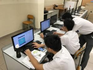 資訊及通訊科技科 --- 全港中學生「個人資料私隱保衞者」手機應用程式設計比賽