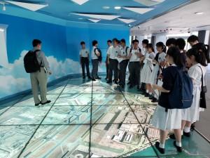 資訊及通訊科技科 --- 滙豐未來技能培訓計劃 – 參觀民航處