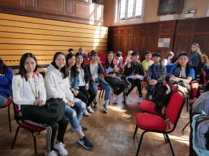 England Summer School 2019