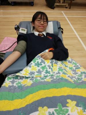 其他學習經歷組——捐血日