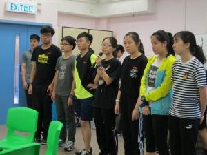 訓導組 - 領袖生訓練營 2018