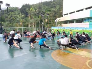 訓導組 - 領袖生訓練營 2019