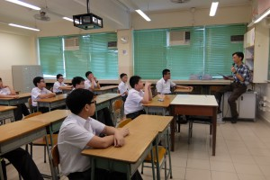 訓導組--中一校規講座