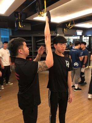 參觀Pure Fitness 健身中心