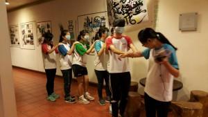訓導組--領袖生訓練營2016