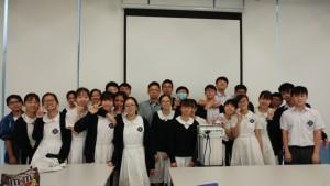 參觀香港知專設計學院