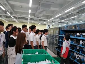 資訊及通訊科技科 --- 中學生IT體驗團2017