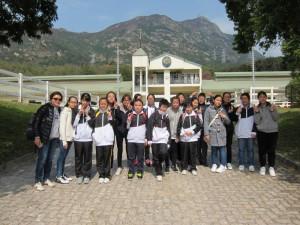 英文科---英語大使參觀騎術學校