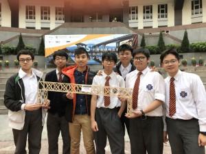 資訊及通訊科技科 --- 第15屆中學基建模型創作比賽